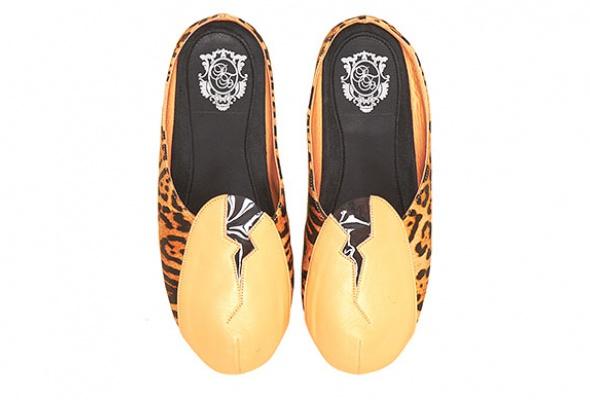 Коллекция домашней обуви «Страсти поСальвадору Дали» - Фото №15