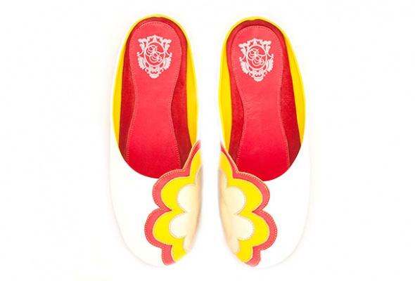 Коллекция домашней обуви «Страсти поСальвадору Дали» - Фото №17