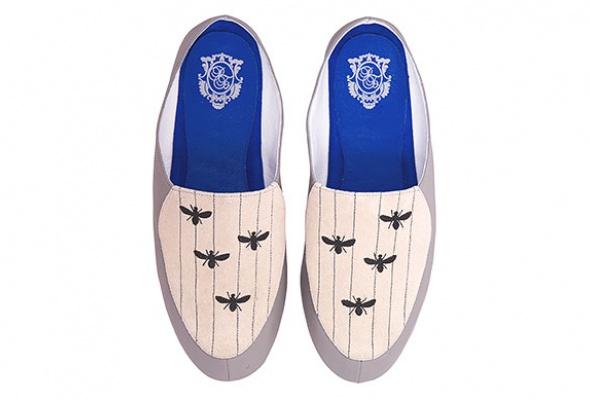 Коллекция домашней обуви «Страсти поСальвадору Дали» - Фото №18