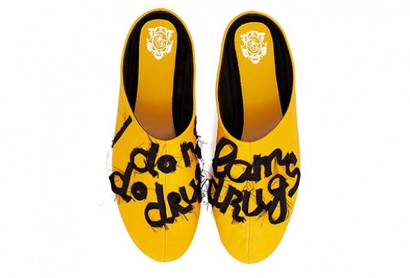 Коллекция домашней обуви «Страсти поСальвадору Дали» - Фото №19