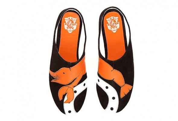 Коллекция домашней обуви «Страсти поСальвадору Дали» - Фото №20