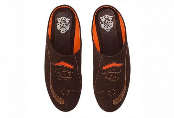 Коллекция домашней обуви «Страсти поСальвадору Дали» - Фото №22