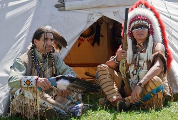 Индейское ранчо «Белый шиповник» - Фото №1