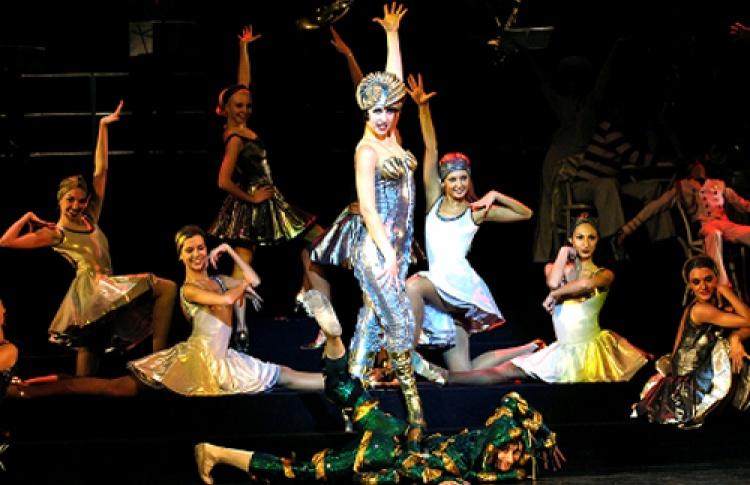 Мюзикл-парад