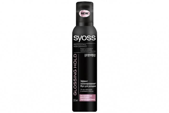 Средства для эффекта ламинирования отSyoss
