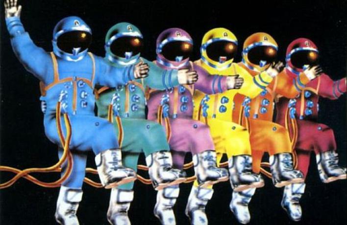 Космические вечеринки