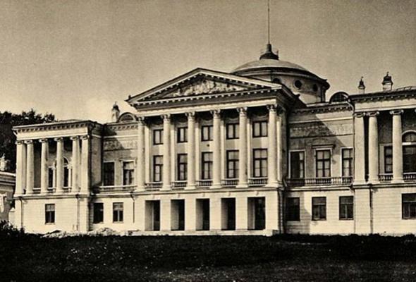 Замечательные дома Москвы - Фото №1
