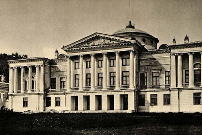 Замечательные дома Москвы