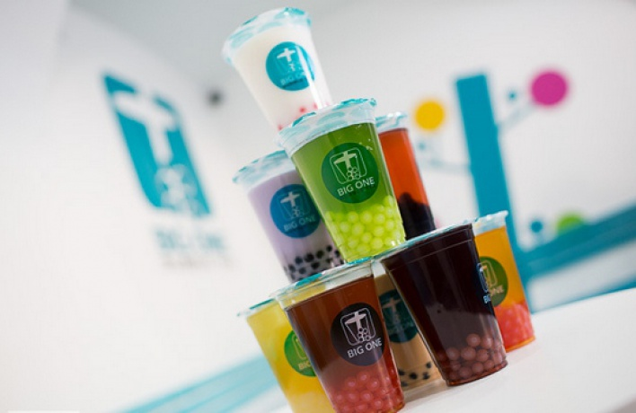 Bubble Tea на Неве