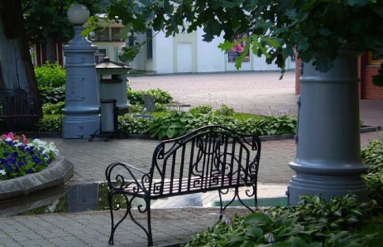 Сияй, любимый сад