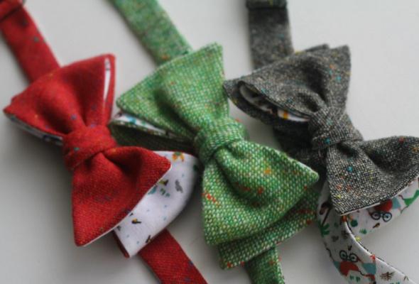 «Парк Горького» разработал фирменные галстуки-бабочки - Фото №0