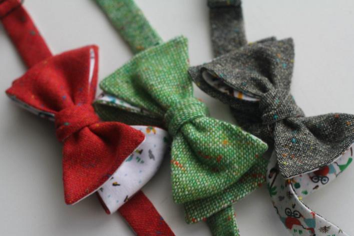 «Парк Горького» разработал фирменные галстуки-бабочки