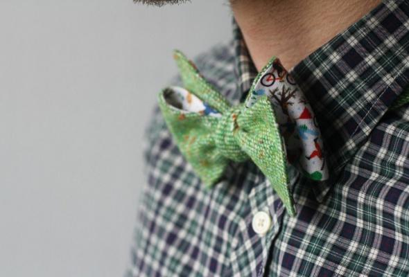 «Парк Горького» разработал фирменные галстуки-бабочки - Фото №2