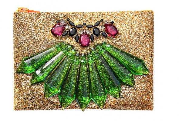 ВЦУМе продаются нарядные клатчи Mawi - Фото №0