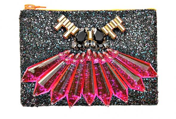 ВЦУМе продаются нарядные клатчи Mawi - Фото №1