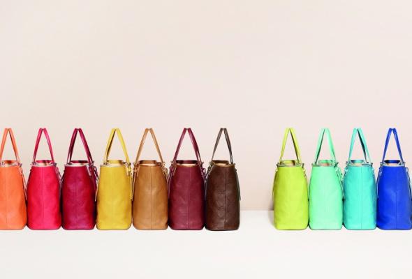 Longchamp выпустили сумки всех цветов - Фото №0
