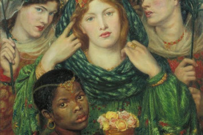 Прерафаэлиты: викторианский авангард