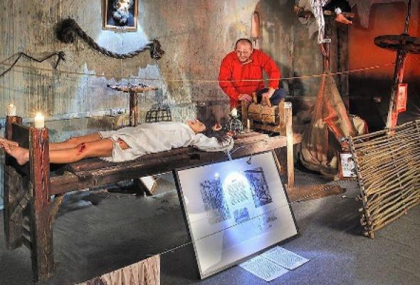 Музей истории телесных наказаний - Фото №0