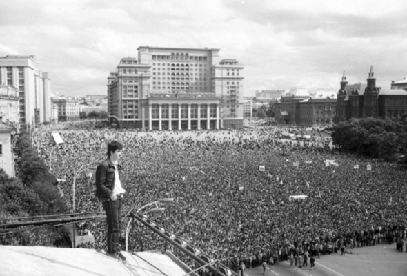Московские истории. ХХ век. Часть II - Фото №3