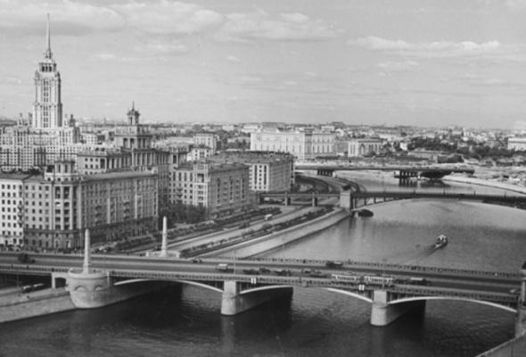 Московские истории. ХХ век. Часть II - Фото №0