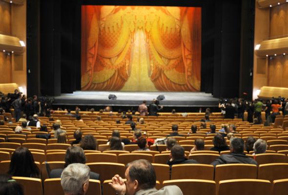 Мариинка-2: взгляд навторую сцену - Фото №3