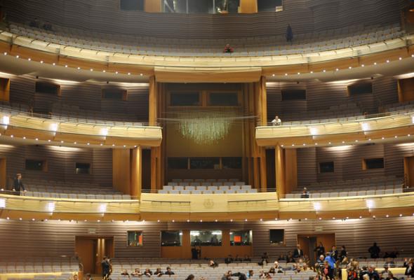 Мариинка-2: взгляд навторую сцену - Фото №4