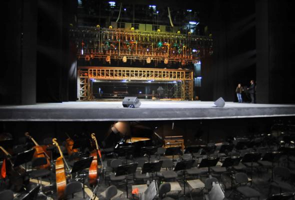 Мариинка-2: взгляд навторую сцену - Фото №37