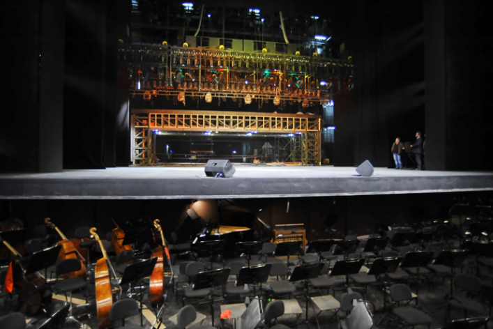 Мариинка-2: взгляд навторую сцену