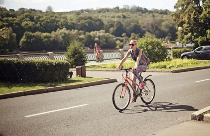 Клету вгороде появится сотня велопарковок