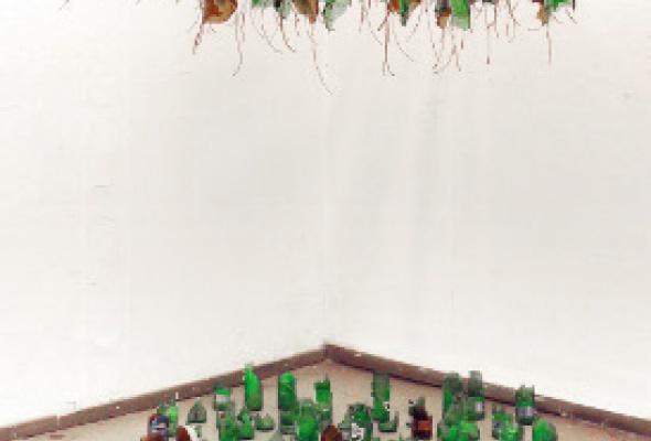 «PARAZIT+». Выставка художников Санкт-Петербурга - Фото №0
