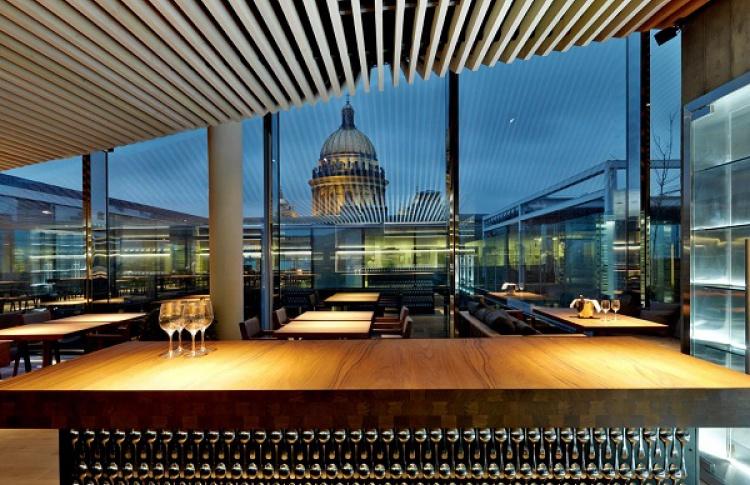 Свысоты птичьего полета: топ-10видовых ресторанов города