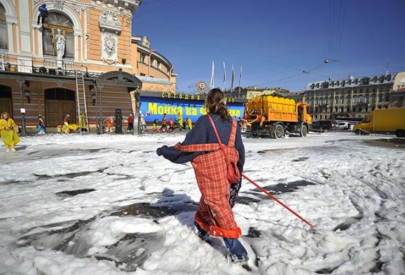 Цирк помыли - Фото №9