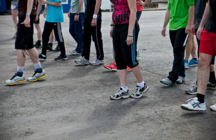 Беговой клуб Nike+