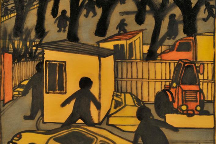 Современные художники поддерживают «Борей»