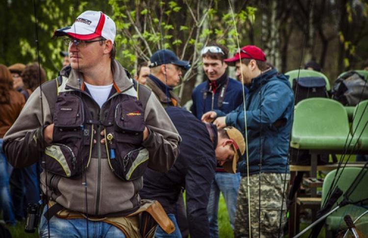 VII Турнир по спортивной ловле форели