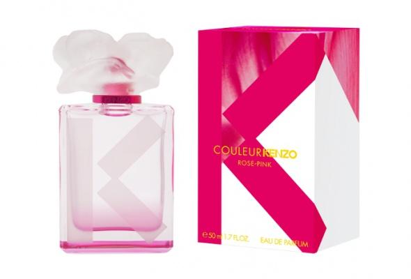 Kenzo выпускает цветную коллекцию женских ароматов Couleur - Фото №0