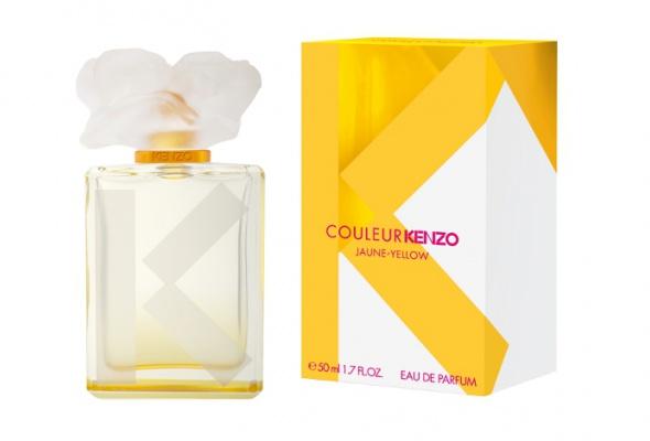 Kenzo выпускает цветную коллекцию женских ароматов Couleur - Фото №1