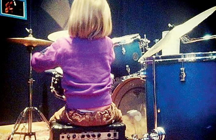 Школа юных барабанщиков