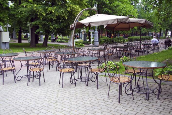 Лучшие парки города: планы налето