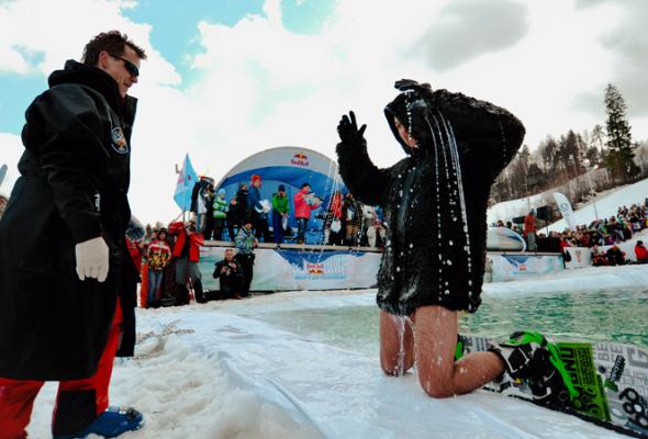 Аква-шоу Jump & Freeze - Фото №1