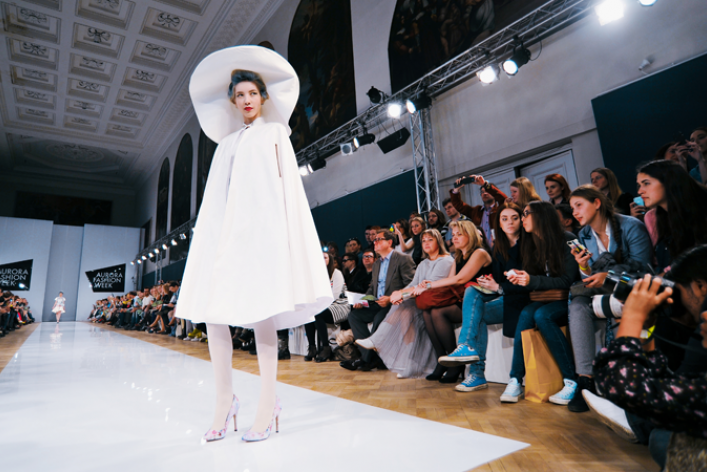 Aurora Fashion Week Russia: review
