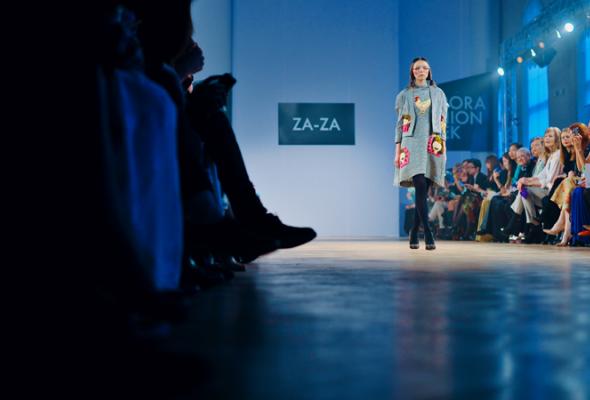 Aurora Fashion Week Russia: review - Фото №18