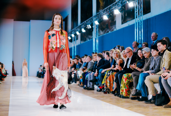 Aurora Fashion Week Russia: review - Фото №0