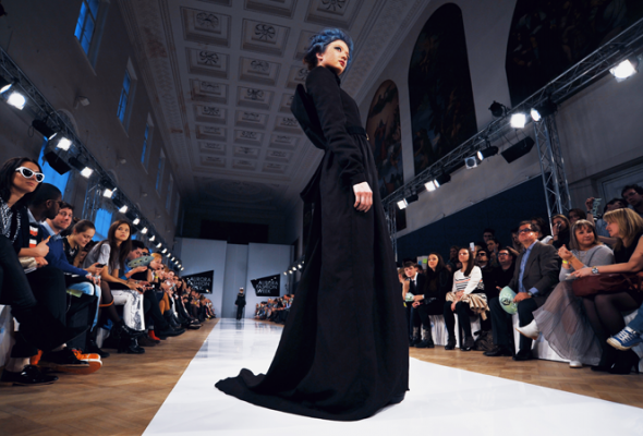 Aurora Fashion Week Russia: review - Фото №28
