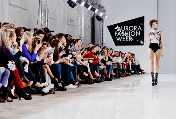 Aurora Fashion Week Russia: review - Фото №30