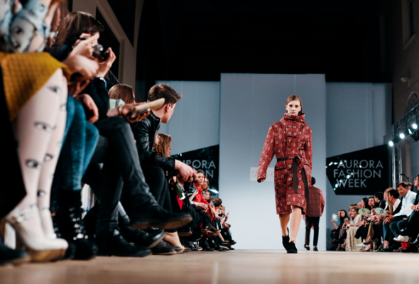 Aurora Fashion Week Russia: review - Фото №34