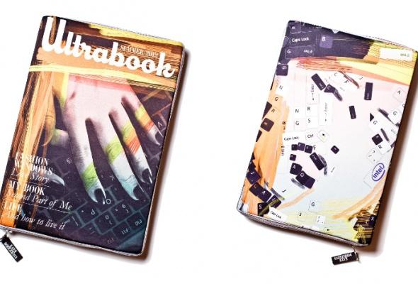 Дизайнер Катя Добрякова создала клатчи для Ultrabook™ - Фото №4