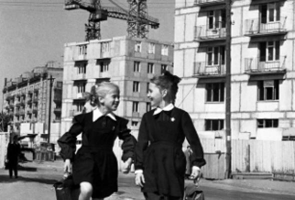 Московские истории. ХХ век. Часть II - Фото №6