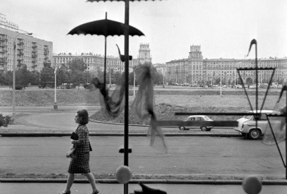 Московские истории. ХХ век. Часть II - Фото №5