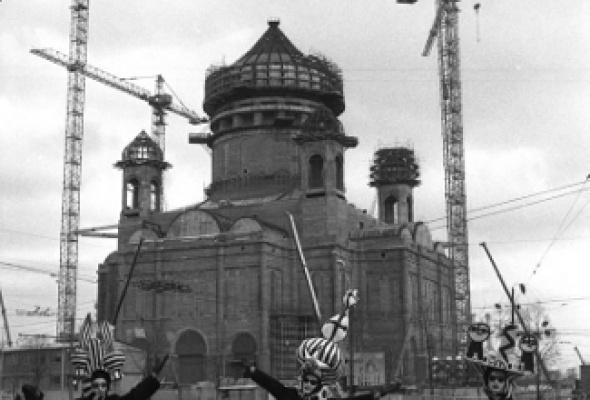 Московские истории. ХХ век. Часть II - Фото №10